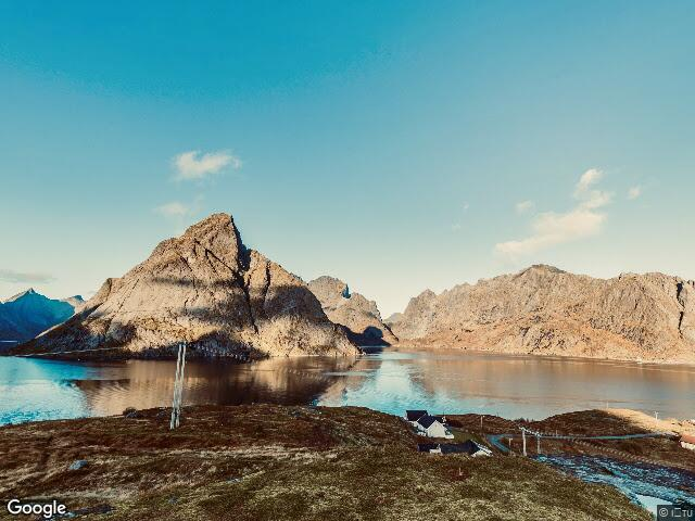 Moskenesøya
