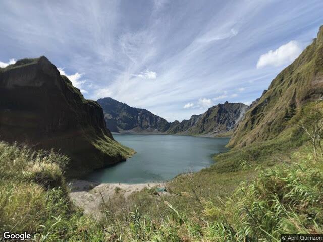 Mount Pinatubo Crater Lake