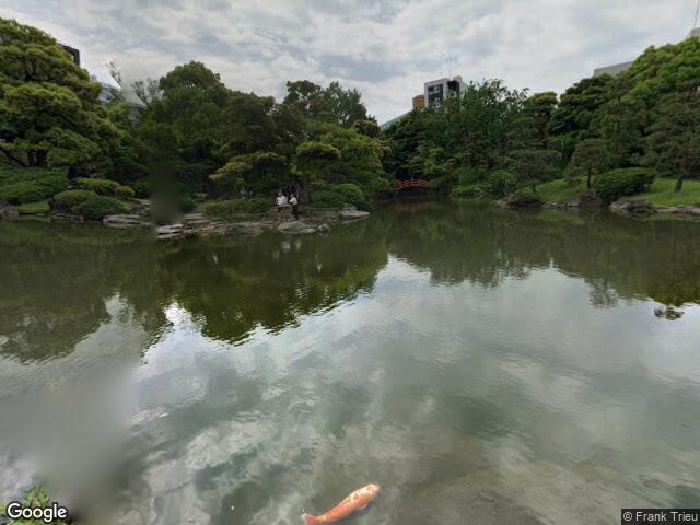 Former Yasuda Garden