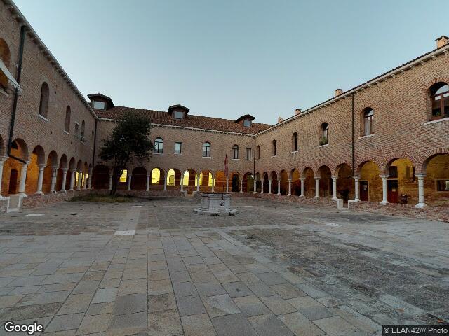 Convento dei Santi Cosma e Damiano - Archivio Luigi Nono