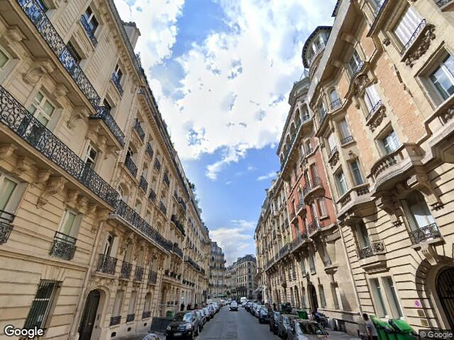 27 Avenue d'Eylau, Paris, Île-de-France
