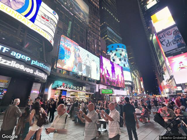 Times Square Garage