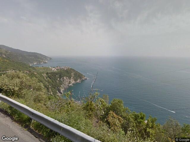 Via Stazione, San Bernardino, Liguria