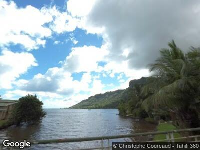 Christophe Courcaud - Tahiti 360