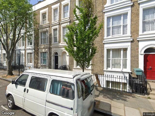 16 Grantbridge St, London, England