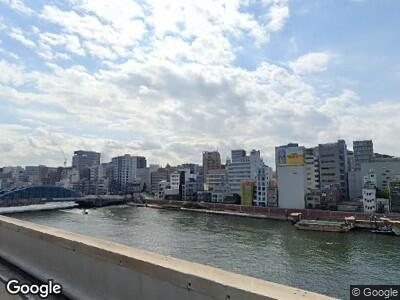 Mukojima Line, Sumida City, Tokyo