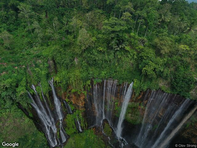 Sewu Waterfall
