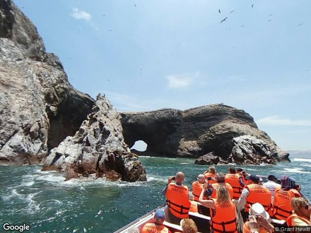 Ballestas Islands National Reserve